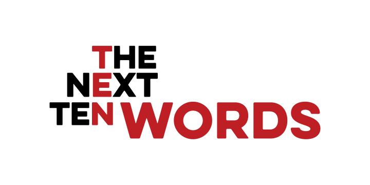 Next Ten Words logo