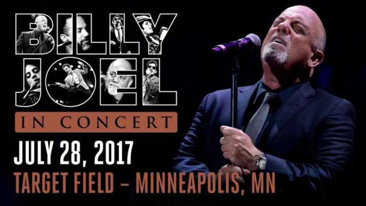 Billy Joel-Target Field